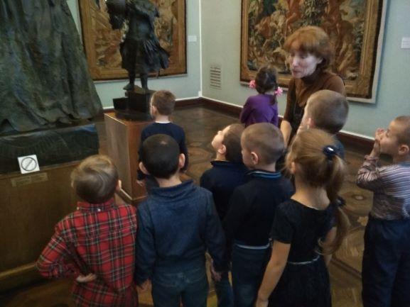 Мы в Русском музее